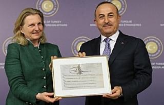 """Avusturya basını: """"Türkiye'nin güzel ve..."""