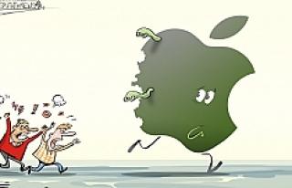 İphone'lardaki batarya sorunu Apple'a ne kadara...