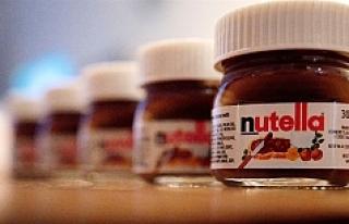 Nutella için birbirlerini ezdiler!