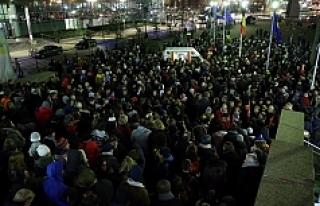 O ülkede sığınmacılar için 3 bin kişilik insan...