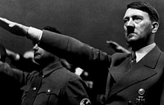 Polonya'da Hitler'in doğum gününü kutlayan...
