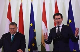 Viyana'da Orban-Kurz görüşmesi