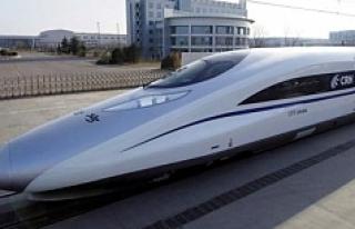 400 km hıza ulaşan hızlı tren geliyor!
