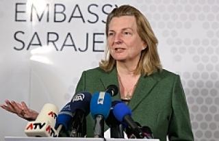 """Avusturya Dışişleri Bakanı: """"Bu fırsat değerlendirilmeli"""""""