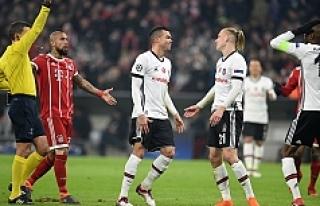 Bayern Münih 5 - 0 Beşiktaş