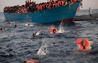 Libya'da bot faciası: 90 ölü!