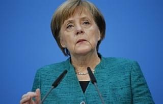 Merkel'den flaş karar! Aday olmayacak
