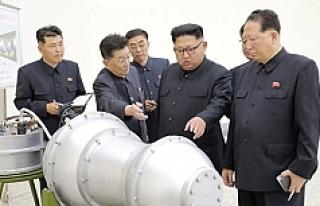 NI, Kuzey Kore'nin 'en güçlü silahını'...
