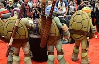 PETA: Ninja Kaplumbağalar vegan olsun!