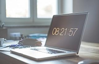 Avrupa'da elektronik saatler 6 dakika geri kaldı