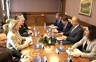Avusturya Dışişleri Bakanı Kneissl'den Kosova...
