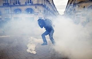 Fransa'da hayat durma noktasında! Protestolara...