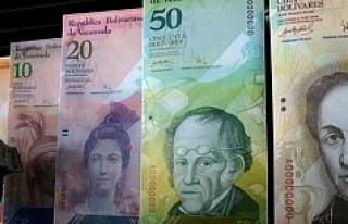 Venezuela'da 4 doların karşılığı bir çuval...