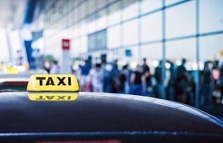 Viyana'da taksicileri sevindirecek 'Uber'...