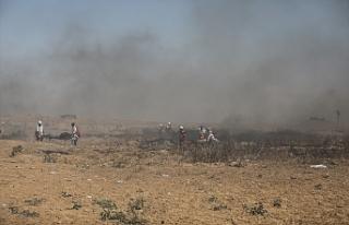 """Filistin hükümetinden """"İsrail'in katliamını..."""