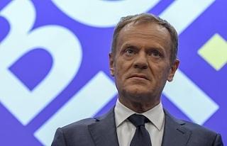 AB Konseyi Başkanı Tusk'tan sığınmacı uyarısı