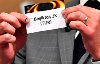 Beşiktaş'ın UEFA Avrupa Ligindeki Muhtemel...