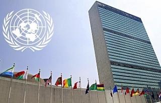 """Birleşmiş Milletler'den ABD'ye """"göçmen..."""