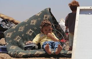 Esed rejiminin Dera'ya saldırıları yeni göç...