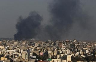 Gazze'ye hava saldırısı