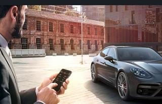 Porsche Şarj Hizmeti, Elektrikli Otomobiller İçin...