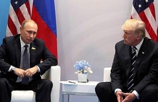 Putin-Trump üçüncü bir ülkede görüşecek