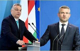Sığınmacı karşıtı Macaristan ve Slovakya'dan...