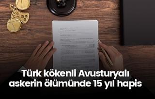 Türk kökenli askerin ölümünde diğer Türk gencine...