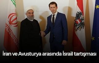 "Kurz: ""İsrail'in varlığının sorgulanması..."