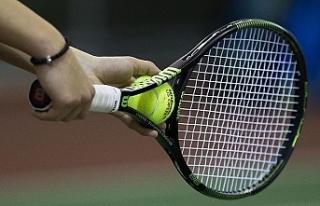 Türkiye teniste madalya sıralamasının zirvesinde...