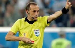Salzburg - Kızılyıldız maçını Çakır yönetti