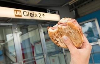 Viyana metrolarında 'yemek yeme' yasağı...