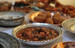 40 ülkeden 41 ünlü şef Gaziantep mutfağını...