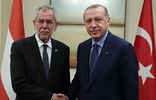 """Erdoğan - Bellen görüşmesi: """"İkili ilişkiler..."""