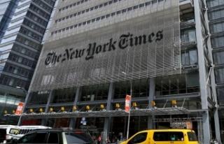 New York Times'ta isimsiz makaleyi yayınlayan...