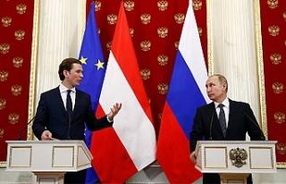 Dünya, Avusturya - Rusya arasındaki krizi konuşuyor