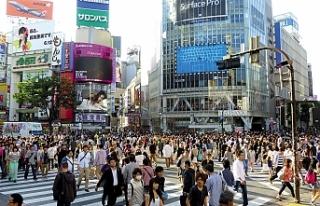 Japonya'da gençler arasında intihar oranı...