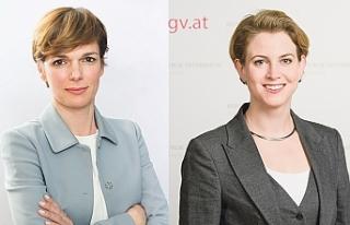Avusturya'da aşırı sağ ile kadınlar mücadele...