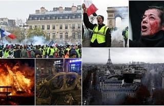 Sarı Yelekliler: 'Fransız Baharı' mı...