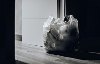 Avusturya'da 'plastik poşet' kullanımı...