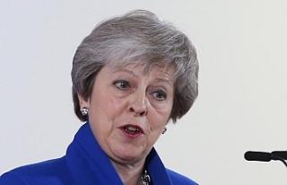 İngiltere Başbakanı May, Brexit için B Planı'nı...