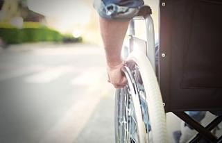 """Viyana'da """"engelli vatandaşlar için yardım..."""