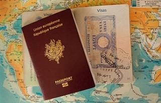 AB ülkeleri vize başvuru ücretlerinin 80 euroya...