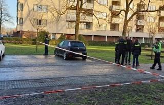 Hollanda'da bir Türk vatandaşı silahlı saldırıda...