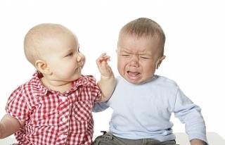 Bebeğinizi sinirlendiren 7 neden