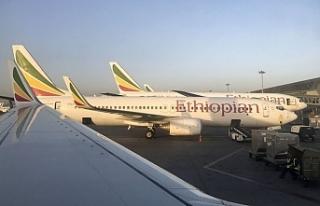 Etiyopya'da düşen uçağı iki dakikayla kaçıran...