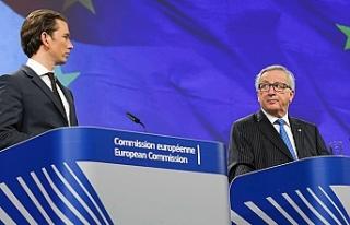 Avusturya Başbakanı Kurz'dan ortalığı karıştıran...