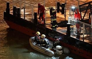 Tuna Nehri faciası: Batan gemi kaptanının ilk kazası...