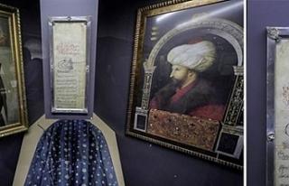 """""""Fatih'in Ahidnamesi"""" 556 yıldır..."""