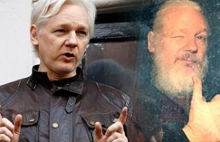 İngiltere'de Assange'a hapis cezası!